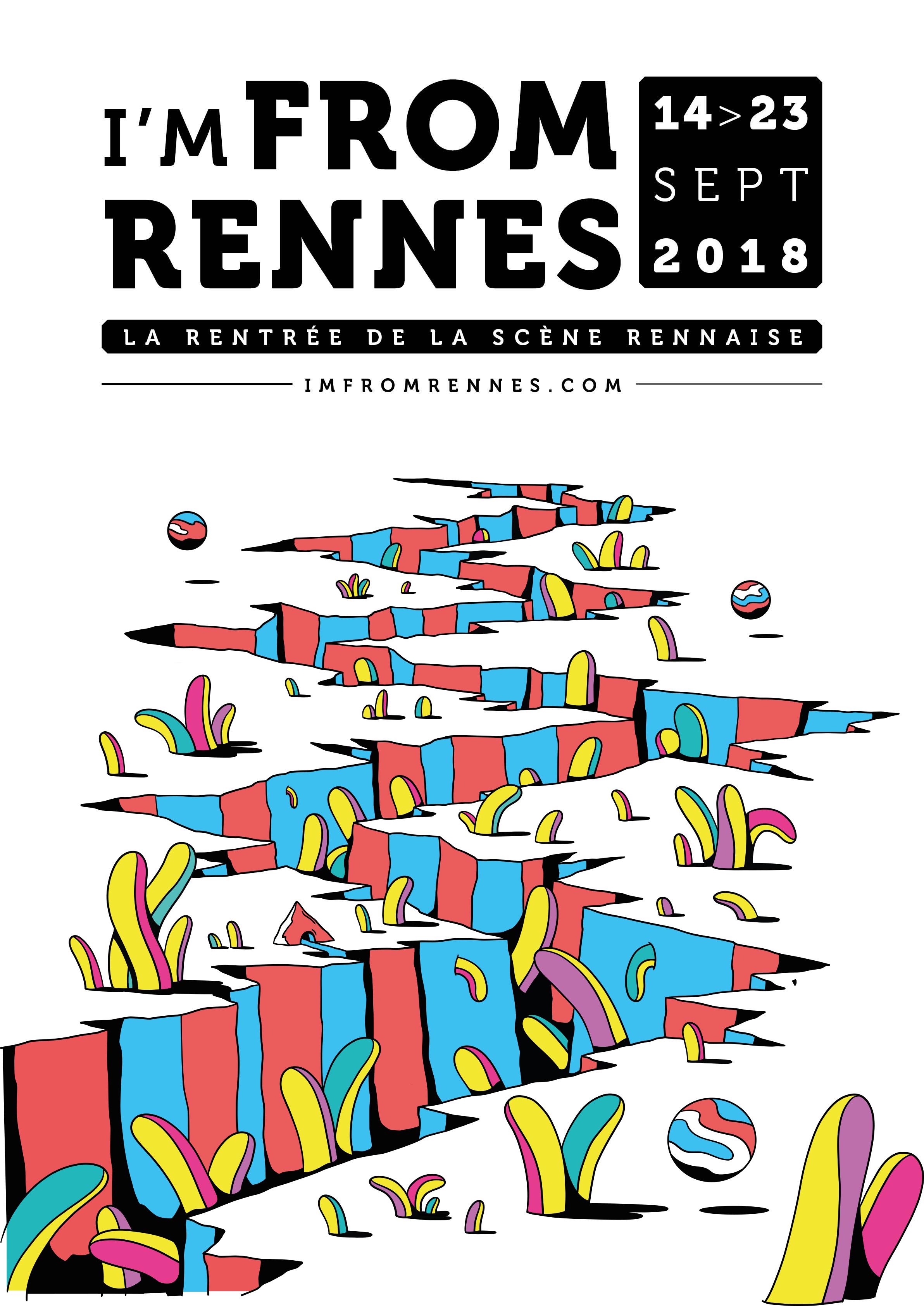 IMFR 2018 / Maxime Roy